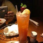 Strawberry lemonade, non alcoholic