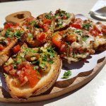 Amazing Bruschetta!