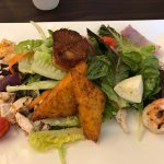 Lunch special: 6PM Salad (You won't be hungry again until 6PM)