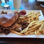 The Pork Sandwich