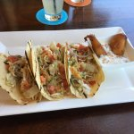 The Blackened Fish Tacos