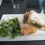 Delicious Veggie Panini for Lunch