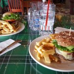 California Burger.