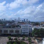 Vistas de la Ciudad Moderna.