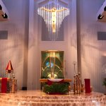 Foto de Basilica of the National Shrine of Mary, Queen of the Universe