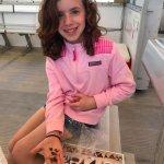 Sharks Teeth found on Morris Island