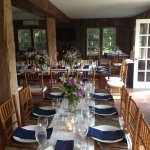 Hayloft Rehearsal Dinner