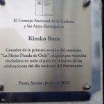 Hay que visitar esta picada reconocida como La mejor picada de Chile el año 2012.
