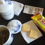 Tea house by hotel