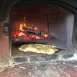 Traditional Wood Fired Italian Pizza, of order the stunning platters!