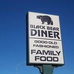 Black Bear Diner, Bullhead City, AZ.