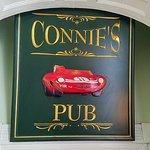 Connie's Pub, named after VIR's owner, Connie.