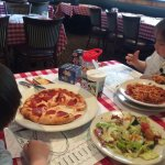 Delicious food - great for family lunch stop with 2 young kiddies. Overall big thumbs up from UK