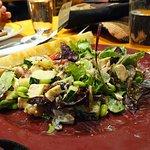 8 Item salad