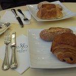 Couques / viennoiserie du petit-déjeuner
