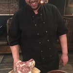 Chef Adam and the Galician Beef!