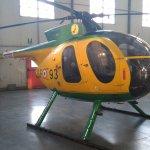 Elicottero Guardia di Finanza.