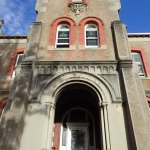 Abbotsford Convent entrance