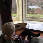 Foto de Glengarry Castle Hotel