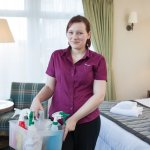 Excellent housekeeping standards