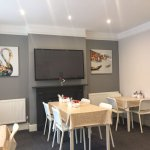 Our newly refurbished breakfast room