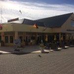 Fischlokal in Sint Maartenszee