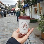 PRET Original - amazing coffee and food.