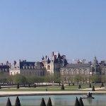 le château et une petite partie du parc