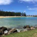 Emily Bay, Norfolk Island