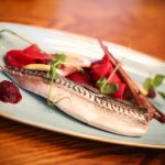 Soused local mackerel