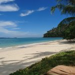 Cape Panwa private beach