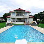 Angsoka Villa - each villa comes with a private swimming pool.