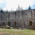 Convict ruins, Old Kingston Town, Norfolk Island