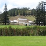 Old Kingston Town, Norfolk Island