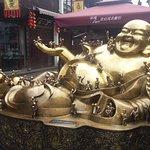 Buddha in the morning