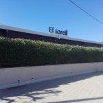 Exterior del Restaurante El Sorell