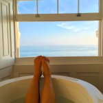 Best view from the bath ever?