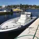 22' Kenner Boat