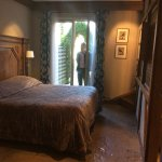 Chambre/suite donnant sur un jardin privatif
