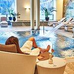 Belvédère Spa mit Schwimmbad, Whirlpool, Sauna und Dampfbad