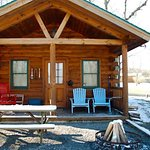 Foto Finger Lakes Mill Creek Cabins