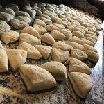 Préparation du pain le matin 💪👌