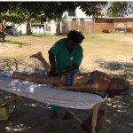 Massage with Jennifer