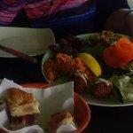Starter to share - Chefs selection Meze platter