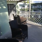 Large deck, concierge 1 bedroom