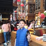 Photo de Ximen Red House - Ximending