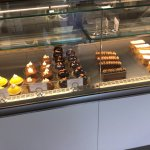 Beatiful pastries and fresh criossants
