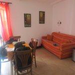 sala de estar, luminosa y comoda