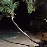 The beach at Bombas