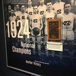 Foto di The Carolina Basketball Museum